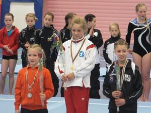 finale 5e divisie Kirsten 1